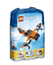 lego creator mini plane take skies