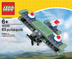 lego creator mini sopwith camel bagged