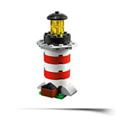 Bagged Set 30023 Lighthouse