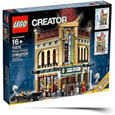 Creator 10232 Palace Cinema