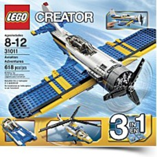 Creator 31011 Aviation Adventure