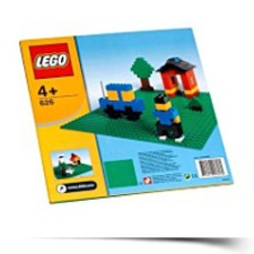 Buy Now Creator 626 Large Green Baseplate