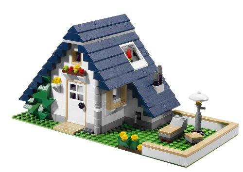 Lego Creator Apple Tree House 5891 539 Piece Set Image 4