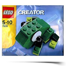 Creator Bagged Set 7606 Frog