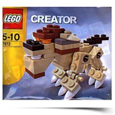 Buy Now Creator Bagged Set 7872 Creature