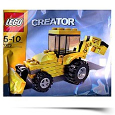Creator Bagged Set 7875 Backhoe