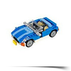 Creator Blue Roadster 6913