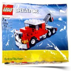 Creator Exclusive Set 20008 Tow Truck
