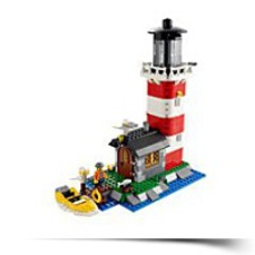 Creator Lighthouse Island 5770