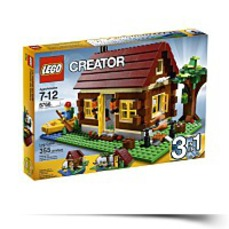 Creator Log Cabin 5766