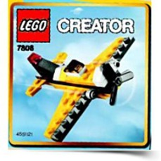 Buy Now Creator Mini Figure Set 7808 Yellow