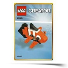Creator Mini Figure Set Clown Fish 30025