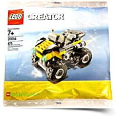 Buy Now Creator Set 20014 Brickmaster Quad Bike