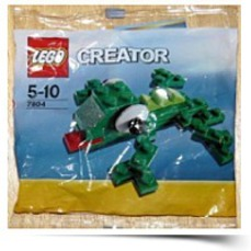 Creator Set 7804 Lizard