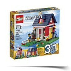 Creator Small Cottage 31009