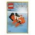 lego creator mini figure clown fish
