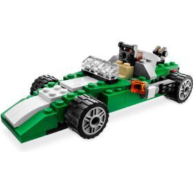 Lego Creator: Street Speeder Vehicle - 6743