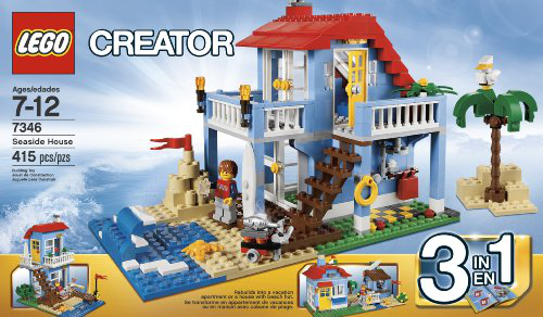 Creator 7346 Seaside House