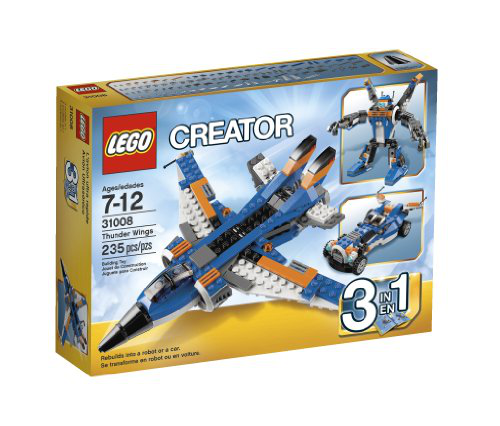Creator Thunder Wings 31008
